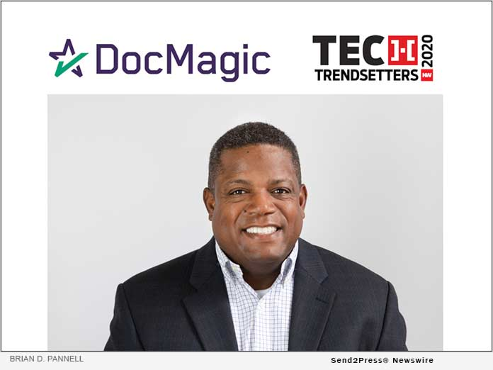 Brian D Pannell of DocMagic