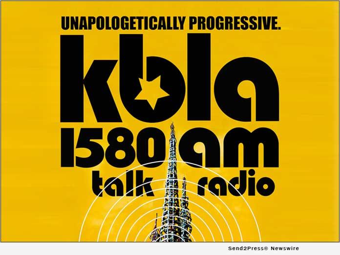 KBLA 1580 AM Talk Radio