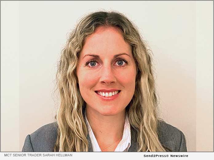 Sarah Hellman of MCT