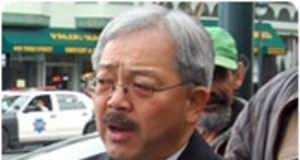 S.F. Mayor Edwin M. Lee