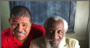 Ted Myles Terry and Dick Gregory