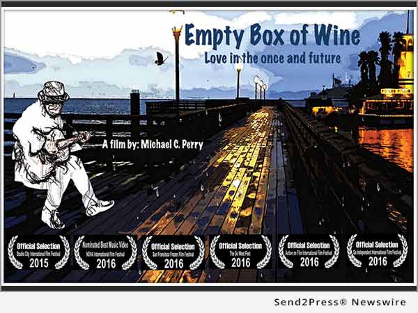 Empty Box of Wine