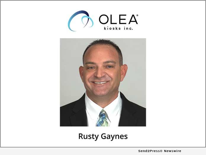 Olea Kiosks - Rusty Gaynes