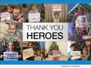 Thank You Heroes - South Bay Mommies and Daddies