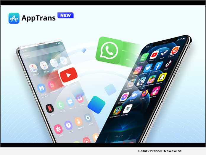 iMobie Releases AppTrans