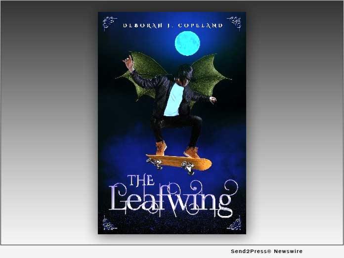 The Leafwing by Deborah Copeland