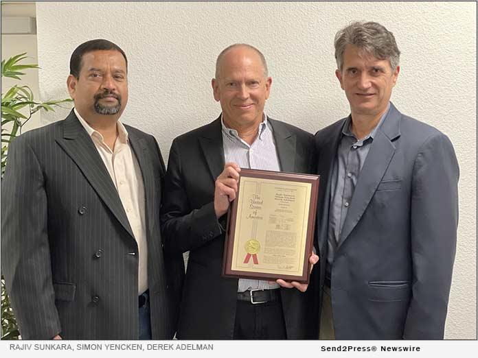 Rajiv Sunkara, Simon Yencken, Derek Adelman