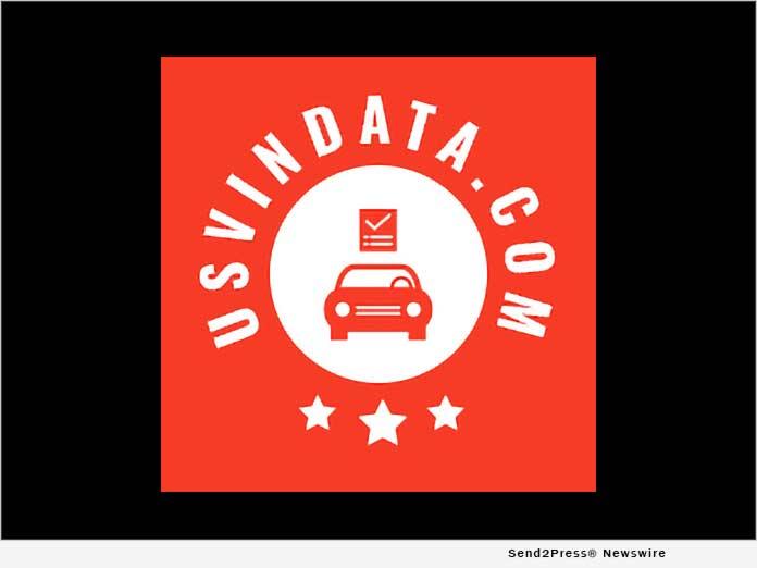 USVINData.com