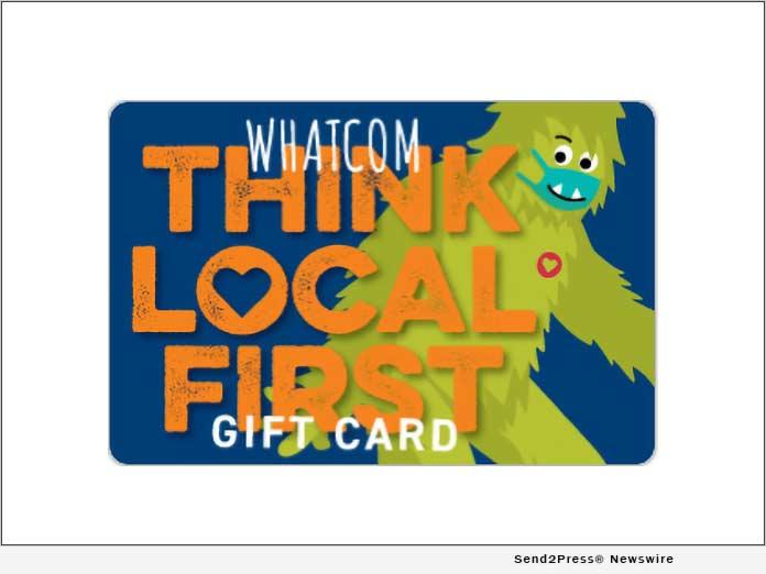 Yiftee Whatcom Gift Card