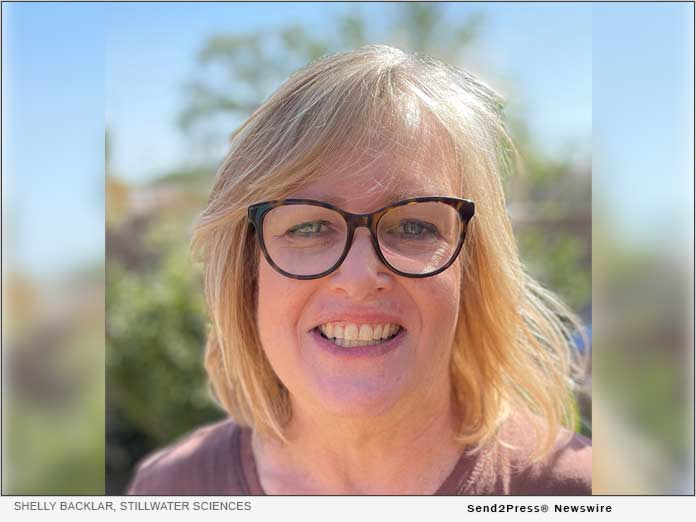 Shelly Backlar, Stillwater Sciences