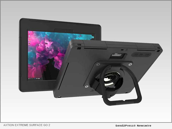aXtion Extreme Surface Go 2 Tablet Case