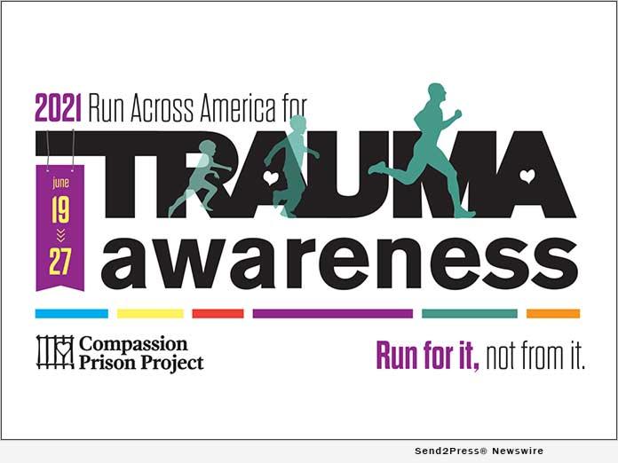Run Across America For Trauma Awareness