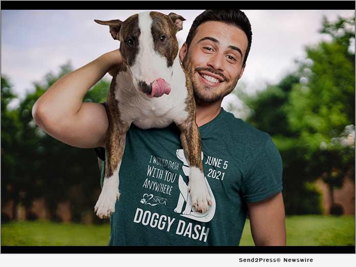 SSPCA Doggy Dash 2021