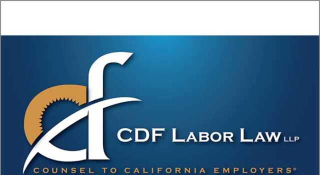 CDF Labor Law