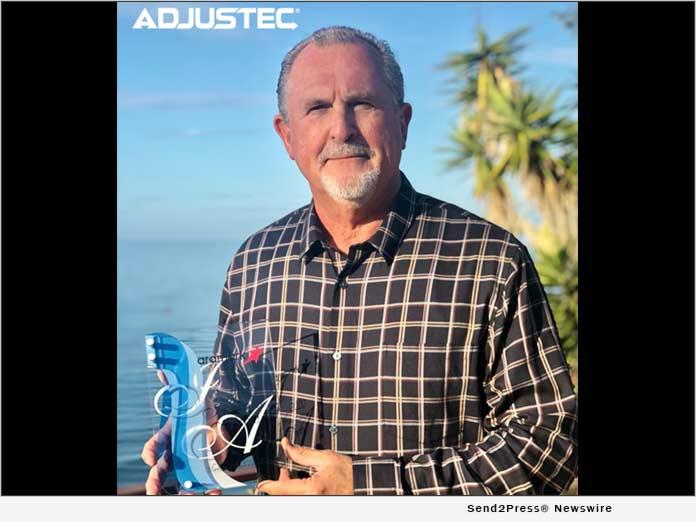 Herman Roup, President of Adjustec