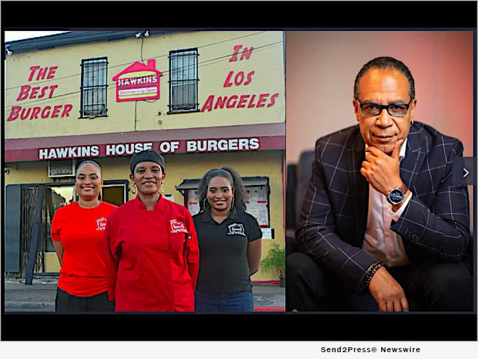 Hawkins House of Burgers and Jay King