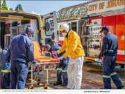 Scientology Volunteer Ministers work with local fire departments