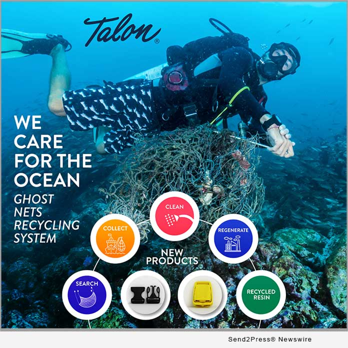 Talon Sustainable Ghost Net Products
