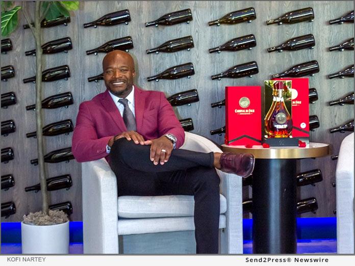 international businessman, Kofi Nartey