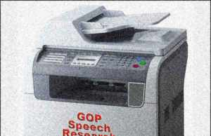 GOP Speeches are 110-percent Original