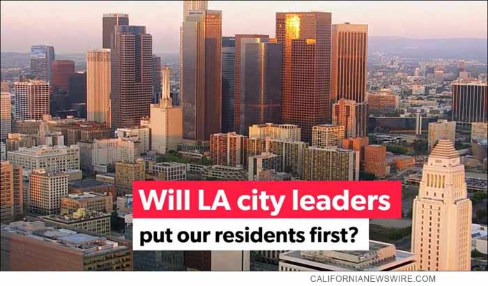 LA Put Residents First