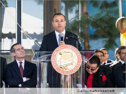 Congressman Tony Mendoza