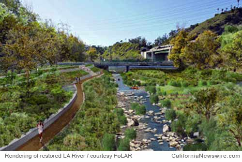 A Night at the LA River Sept. 10 at the Frog Spot, FoLAR's riverside visitor center