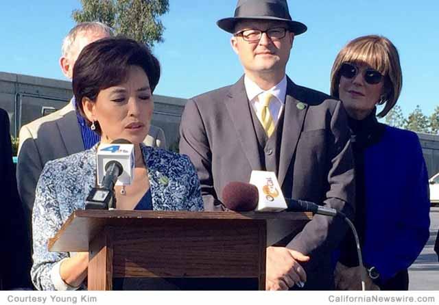 Assemblywoman Young Kim