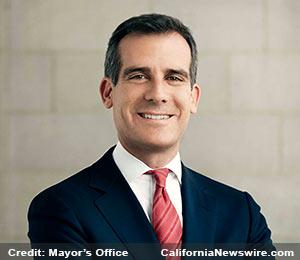 L.A. Mayor Garcetti