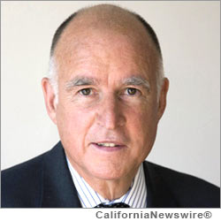 California Gov. Brown
