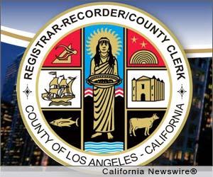 L.A. County Registrar-Recorder/County Clerk