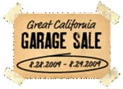 california garage sale
