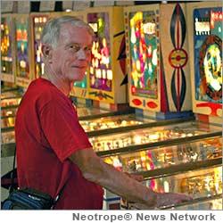 Novato's Pinball Revival Company