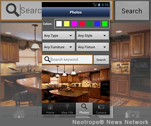 Interior design iphone app free from remodel or move named for Interior design web app