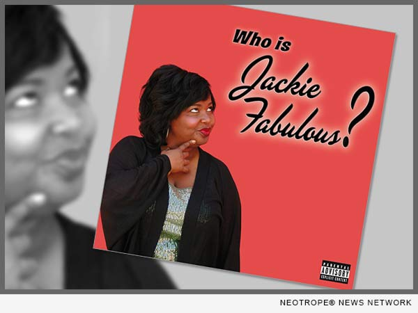 New Comedy CD by Jackie Fabulous released by Uproar Entertainment