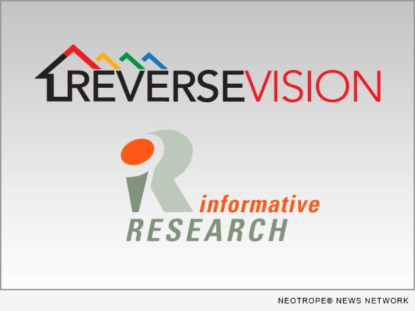 ReverseVision RV Exchange (RVX) Integrates with Informative Research to Expand Credit Report Options