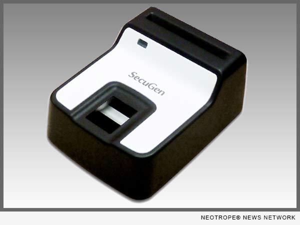 SecuGen Releases Hamster Pro Duo SC/PIV Combination FAP 20 Fingerprint Reader