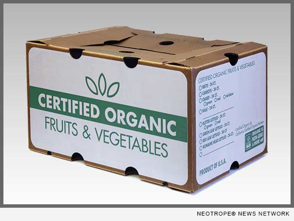 Sambrailo Packaging Launches Certified Organic