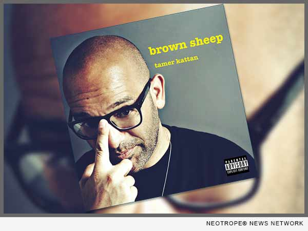 New stand-up comedy CD 'Brown Sheep' by Tamer Kattan released by Uproar Entertainment