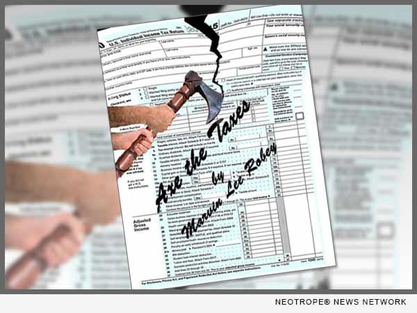 Axe the Taxes Book 2016