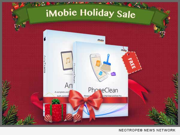 iMobie Rolls Out Biggest Holiday Sale