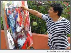 artist Hugo Rivera