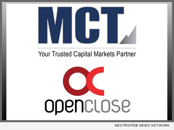 MCT and OpenClose