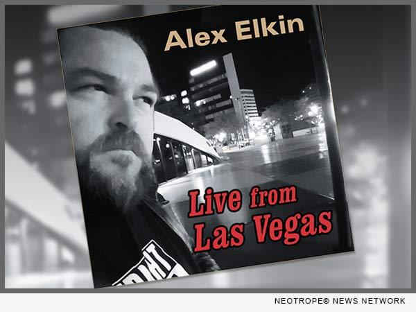 ALEX ELKIN 'Live from Las Vegas'