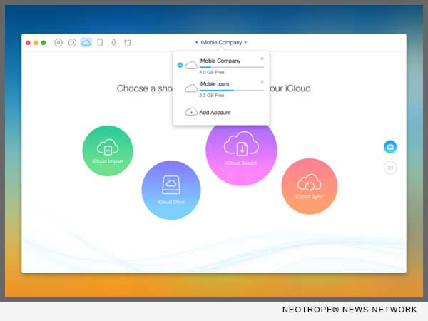 iCloud Manager
