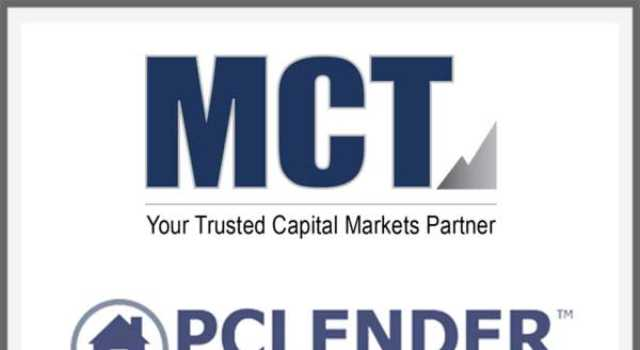 Mortgage Capital Trading (MCT) and PCLender