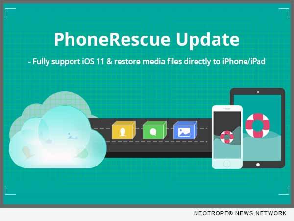 iMobie's New PhoneRescue