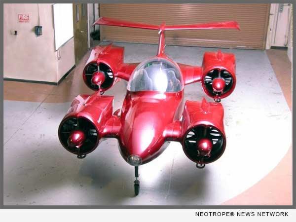 Moller M400 Skycar