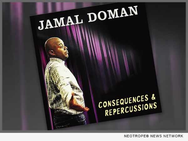 Comedian Jamal Doman