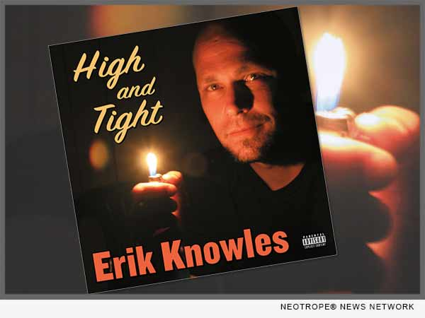 Comedy CD by Comedian Erik Knowles